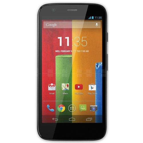 Rnd 3 Screen Protectors For Motorola Moto G (Anti-Fingerprint/Anti-Glare - Matte Finish) With Lint Cleaning Cloths