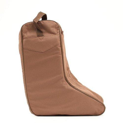 M &Amp; F Western Unisex M&Amp;Amp;Amp;F Boot Bag Brown One Size