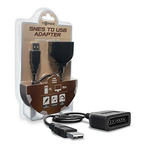Tomee Usb Controller Adapter For Super Nes