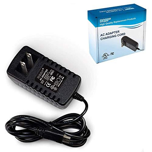Hqrp Fast Charger Ac Adapter Works With Gogroove Sonaverse Bx, Bluesync Bx, Sonaverse Bxl, Ayl Portable Wireless Speaker System Sonaverse-Bx Sonawave-3 Boombox Go Groove Sona Verse Cord + Plug Adapter