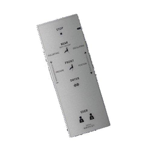 Toto Thu9509 G500 Dual Max Cyclone Toilet Remote Control Assembly, Small