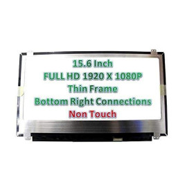 """Au Optronics B156Htn03.4 Replacement Laptop Lcd Screen 15.6"""" Full-Hd Led Diode (Substitute Only. Not A )"""