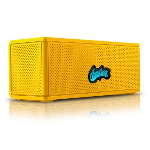 West Coast Customs Portable Wireless Bluetooth Speaker. Bulit In Speakerphone And 8 Hour Battery- Yellow