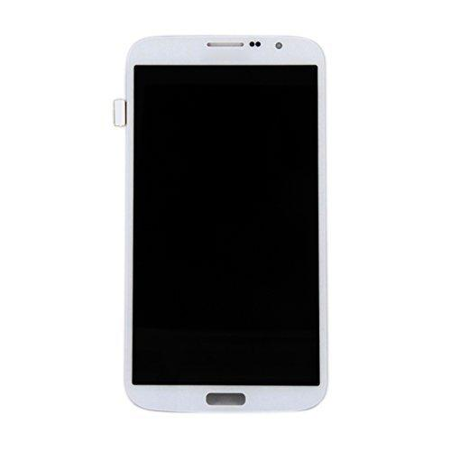 Skiliwah Front Touch Screen Digitizer Lcd Full Assembly For Samsung Galaxy Mega 6.3 I527 I9200 I9205 I9208 E310S White