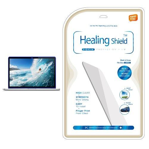 Healingshield Afp Olephobic Premium Lcd Screen Protector For Apple Macbook Pro Retina 15 (Haswell)