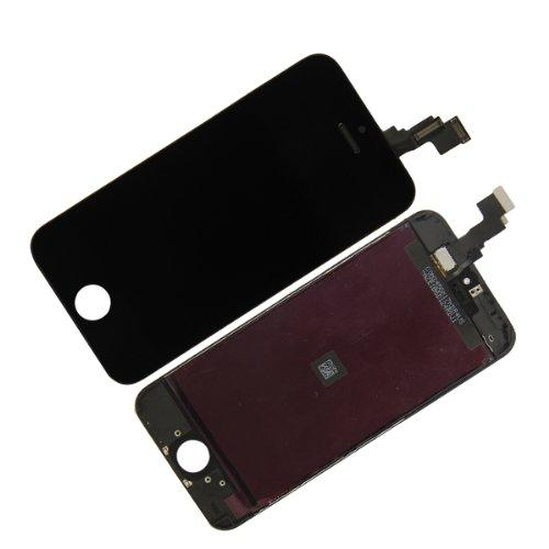 Skiliwah Replacement For Iphone 5C Lcd Touch Screen Digitizer Glass Assembly (Black)