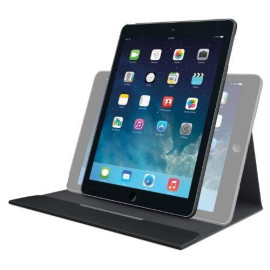 Logitech Turnaround Case With Rotating Frame And Multi-Angle Stand For Ipad Air