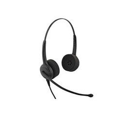 Vxi 203515 Cc Pro 4021P Dc Over-The-Head Binaural Headset With Dc N/C Microphone