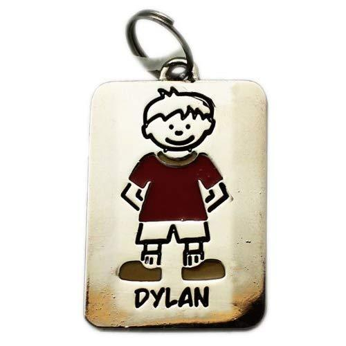 Dylan Kids Name Tag Charm By Ganz
