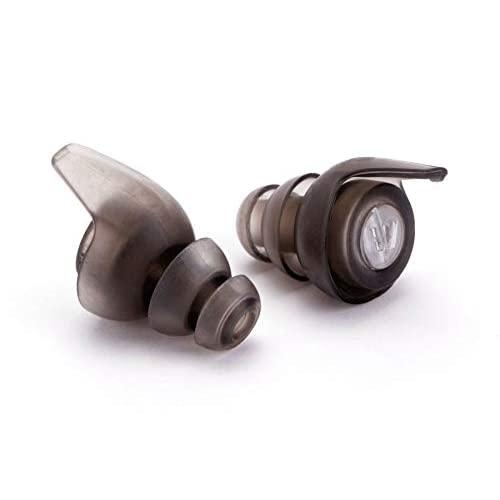Westone Tru Universal Wr20 Reusable Hearing Protection Filter Ear Tips - 20 Db Advanced Filter Technology (Smoke)