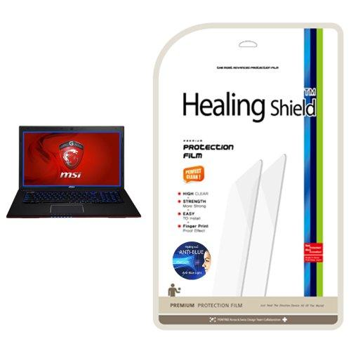 Healingshield Ab Anti-Blue Eye Protection Functional Lcd Screen Protector For Msi Ge70