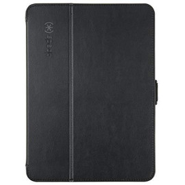 Speck Products Style Folio Case And Stand For Samsung Galaxy Tab 4 10.1, Black/Slate Grey