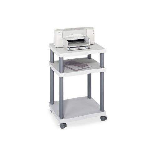 Saf1860Gr - Safco 1860Gr Printer Stand