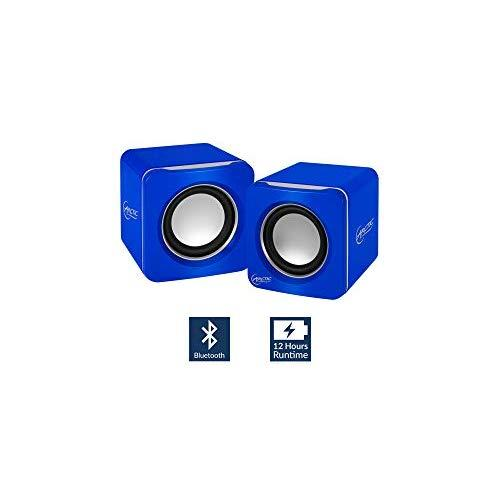 Arctic S111 Bt Mobile Bluetooth V4.0 Sound-System With 2 X 2 W Rms - Retail Packaging - Blue