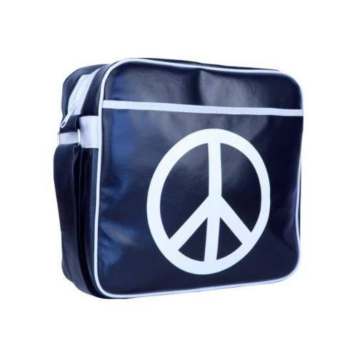 "Urban Factory Peace &Amp; Love Bag - Notebook Carrying Case - 16"" (Pal06Uf)"