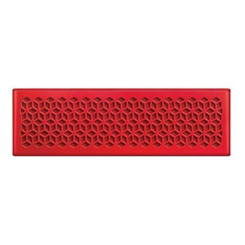 Creative Muvo Mini Pocket-Sized Weather Resistant Bluetooth Speaker With Nfc That Delivers Loud And Strong Bass (Red)