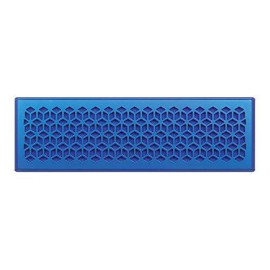 Creative Muvo Mini Pocket-Sized Weather Resistant Bluetooth Speaker With Nfc That Delivers Loud And Strong Bass (Blue)