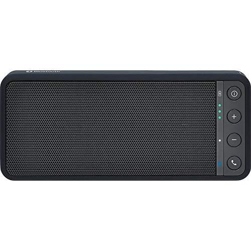 Sangean Bts-101 Ultra Portable Nfc Bluetooth Wireless Stereo Speaker And Hands Free Speaker Phone (Black)