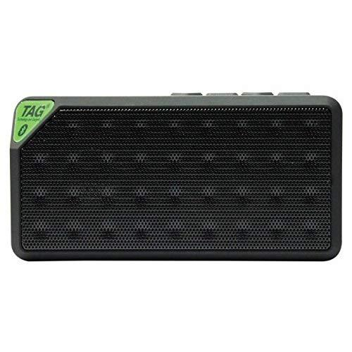 Welltop Cheapest Mini Portable Jambox Style X3 Bluetooth Speaker With Mic Wireless Bluetooth Speaker For Iphone Samsung Mini Speaker Fm Radio Support Tf Card U Disk Usb Flash Drive For Iphone 4S 5S 5C Samsung S4 S5 (Black)