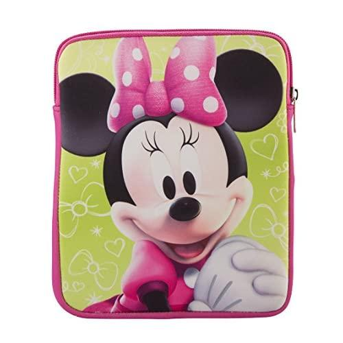 Minnie Bow-Tique 7-Inch Universal Neoprene Tablet Sleeve (Dtn-07Mm.Ex)