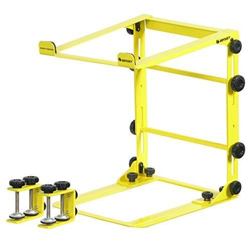 Odyssey Cases Lstandmyel | L Stand Mobile Yellow