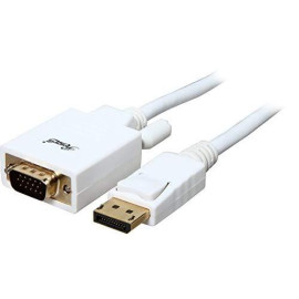 Rosewill Rcdc-14014 6 Ft. 28Awg Displayport To Vga Cable