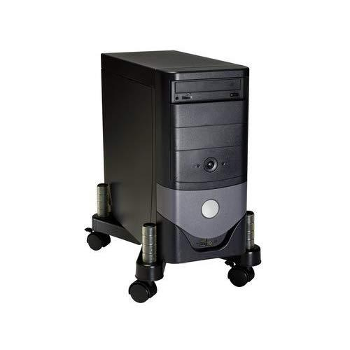 3M(Tm) Computer Stand Cs100Mb, 4.75 In X 12.75 In X 3.75 Black You Are Purchasing The Min Order Quantity Which Is 6 Each