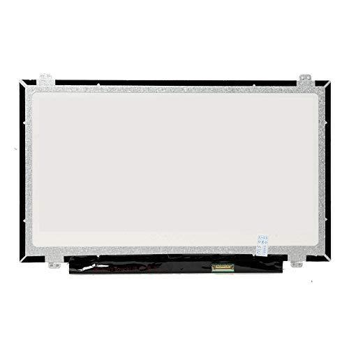 "Chi Mei N140Bge-E33 Rev.C2 Replacement Laptop Lcd Screen 14.0"" Wxga Hd Led Diode (Substitute Only. Not A )"