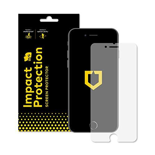 Rhinoshield Screen Protector For Iphone 6 / Iphone 6S [Not Plus] | [Impact Protection] | Hammer Tested Impact Protection - Clear And Scratch Resistant Screen Protection
