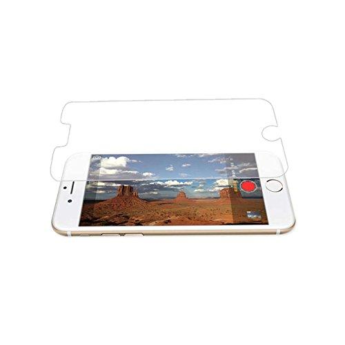 Reiko Iphone 6S Plus/Iphone 6 Plus 5.5 Inches 0.33Mm Tempered Glass Screen Protector - Retail Packaging - Clear