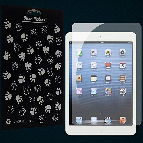 Bear Motion For Ipad Mini 1, 2, 3 - Premium Tempered Glass Screen Protector For Ipad Mini, Ipad Mini 2 And Ipad Mini 3