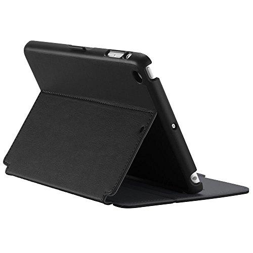 Speck Products Stylefolio Case For Ipad Mini/2/3 - Black/Slate Grey (Does Not Fit Ipad Mini 4)