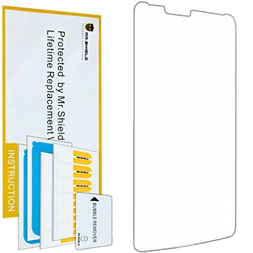 [5-Pack] Mr.Shield For Motorola Moto Droid Turbo Anti-Glare [Matte] Screen Protector With Lifetime Replacement