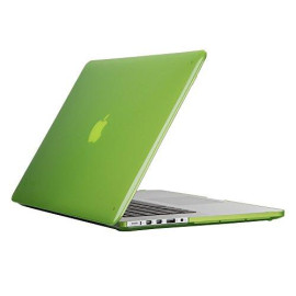 Speck Products Smartshell Case For Macbook Pro Retina 15-Inch, Tennis Ball Green
