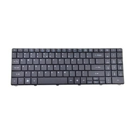 Eathtek Replacement Keyboard For Acer Emachines E430 E525 E625 E627 E628 E630 E725 Aspire 5516 5517 5532 5534 Series Black Us Layout, Compatible Part Number Pk130Ck2A10 Mp-08G63Us-698