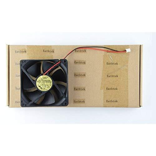 Eathtek Replacement Adda Dc Ultra Speed 92 Mm X 92Mm X 25Mm 12V Dc Brushless Quiet High Speed Fan Ad0912Us-A70Gl