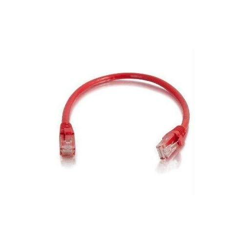 2Ft Cat6 Snagless Unshielded (Utp) Network Patch Cable - Red - Category 6