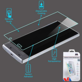 Mybat Alcatel 7040 (One Touch Fierce Ii) Tempered Glass Screen Protector - Retail Packaging - Clear