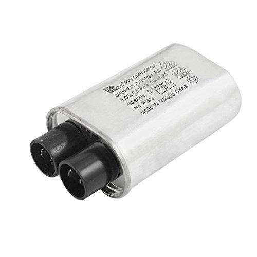 Water &Amp; Wood Ac 2100V Microwave Oven High Voltage Hv Start Running Capacitor 1.05Uf With Car Cleaning Cloth