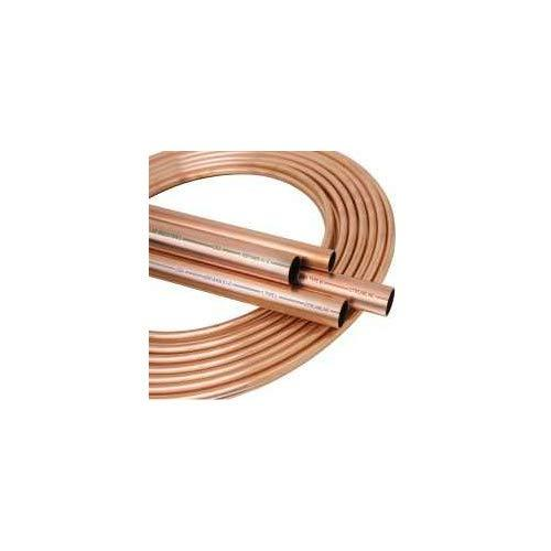 "Watts Pre Cut Copper Tubing 1/4 "" Od. X 25 ' 0.022-0.025 Wall T"