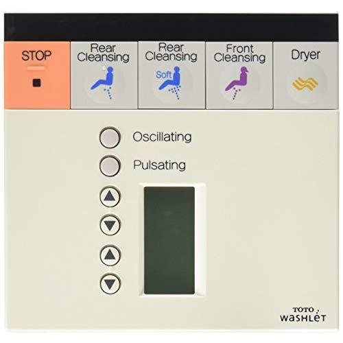 Toto Thu663 Remote Control Assembly For S300 Washlet