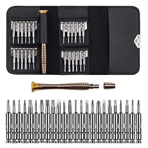 Mmobiel 25 In 1 Pro Toolkit Pentalobe Torx Phillips Screwdrivers Compatible With Smartphones Tablets Notebooks Psp Etc.