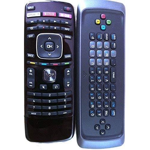 Vizio Xrt302 Qwerty Keyboard Remote For M650Vse M550Vse M470Vse M-Go Tv Internet Tv-60 Days Warranty!