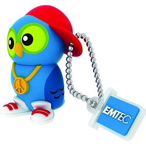 Emtec Animalitos 2.0 Usb Flash Drive (Ecmmd8Gm341)