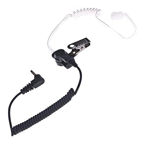 Impact Platinum Series 3.5Mm Listen Only Earpiece With Acoustic Audio Tube (3 Year Warranty)