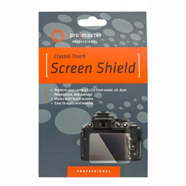 Promaster Crystal Touch Screen Shield For Fuji Xt10