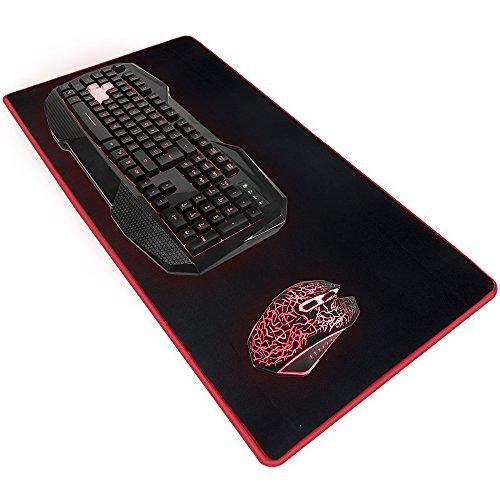 "Stratagem Control Zone Xl Microfiber Gaming Deskpad - Sizes Up To 47"" X 21.5"" (Xl Original)"