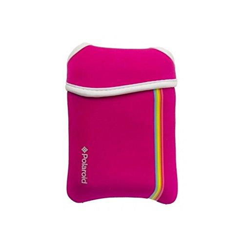 Polaroid Neoprene Pouch For The Polaroid Snap &Amp; Snap Touch Instant Camera (Pink)