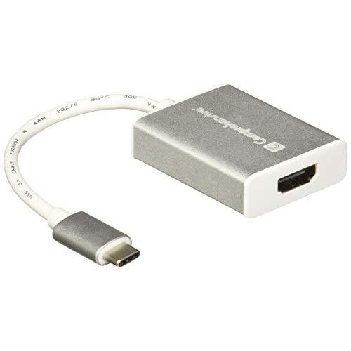 Comprehensive Cable External Video Adapter, Black (Usb31-Hdf)