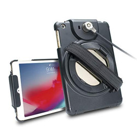 Cta Digital Anti-Theft Case With Built-In Grip Stand For New Ipad Mini (2019), Gen.1-5 (Pad-Acgm)